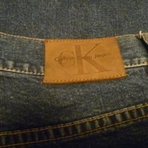 Women's Calvin Klein jeans sz 10 great condition